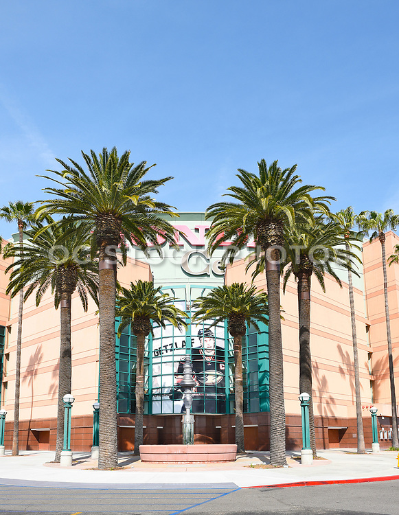 Southeast Corner of the Honda Center