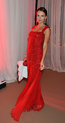 MASHA MARKOVA at the Raisa Gorbachev Foundation Gala held at the Stud House, Hampton Court, Surrey on 22nd September 22 2011