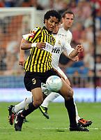 Fotball<br /> Frankrike<br /> Foto: DPPI/Digitalsport<br /> NORWAY ONLY<br /> <br /> FOOTBALL - PEACE CUP 2009 - REAL MADRID v AL ITTIHAD - 26/07/2009 <br /> <br /> NAIF HAZAZI (ALI)