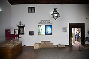 Museo entrance municipal city museum Ronda, Spain