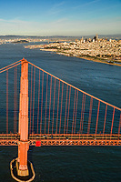 Golden Gate & Downtown SF