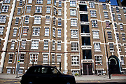 Cavendish Mansions EC1, London is an old style Mansion block of flats on Clerkenwell Road.