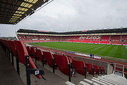 General view inside the Bet365 stadium. - Mandatory by-line: Alex James/JMP - 11/02/2017 - FOOTBALL - Bet365 Stadium - Stoke-on-Trent, England - Stoke City v Crystal Palace - Premier League