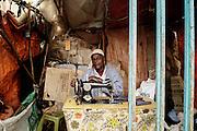 Sarto, Addis Abeba 25 settembre 2014.  Christian Mantuano / OneShot
