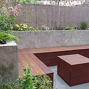 Lexington Ave Small Modern Garden