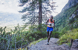 08.09.2018, Lienz, AUT, 31. Red Bull Dolomitenmann 2018, im Bild Anthony Ayeko (UGA, Panaceo) // Anthony Ayeko (UGA, Panaceo) during the 31th Red Bull Dolomitenmann. Lienz, Austria on 2018/09/08, EXPA Pictures © 2018, PhotoCredit: EXPA/ Stefanie Oberhauser