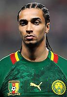 Football Fifa Brazil 2014 World Cup / <br /> Cameroon National Team - <br /> Benoit ASSOU-EKOTTO of Cameroon