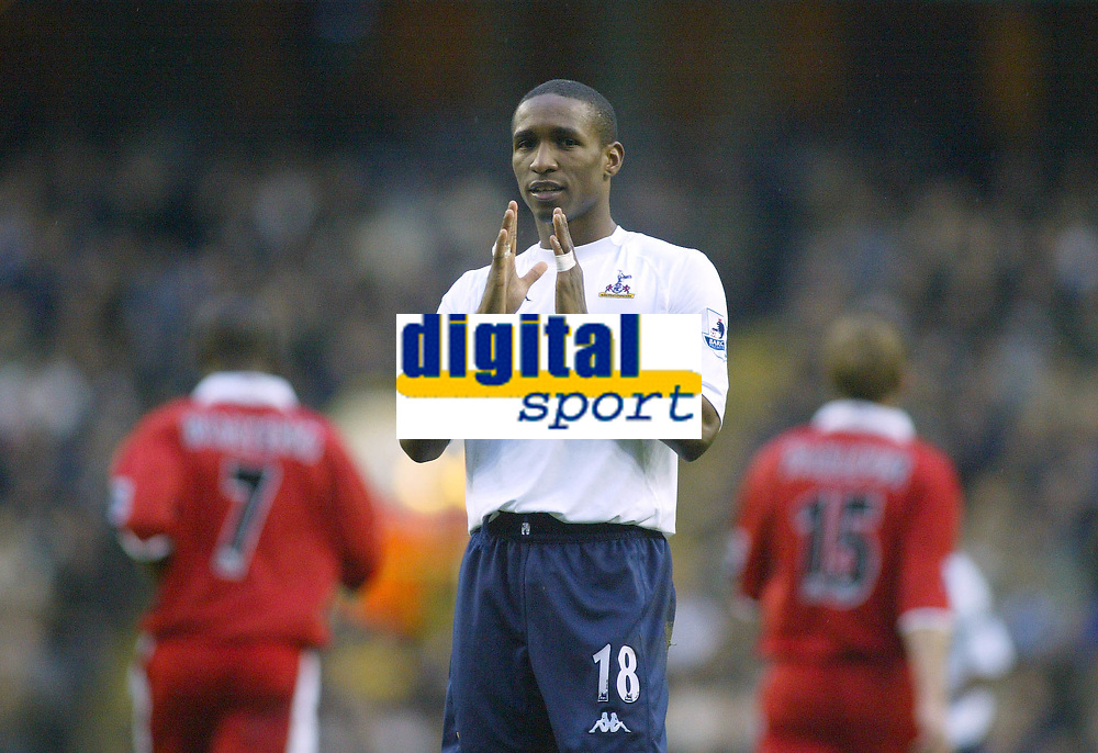 28/11/2004 - FA Barclays Premiership - Tottenham Hotspur v Middlesbrough - White Hart Lane<br />