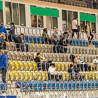 12.09.2020, Ernst-Abbe-Sportfeld, Jena, GER, DFB-Pokal, 1. Runde, FC Carl Zeiss Jena vs SV Werder Bremen<br /> <br /> <br /> 1600 Besuchern gem Coronaauflagen<br />  beim Pokalspiel Jena gegen Werder<br /> <br /> Foto © nordphoto / Kokenge