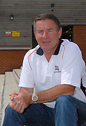 Reading, Great Britain,  GBR Rowing, Jurgen Grobler, Chief Coach Men, at the GB Rowing,  2007 World Rowing Championship Team Announcement at the Rowing Training centre, Caversham, ENGLAND 19/07/2007  [Mandatory Credit Peter Spurrier/ Intersport Images] , Rowing course: GB Rowing Training Complex, Redgrave Pinsent Lake, Caversham, Reading