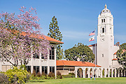 Fullerton Union High School Administration Building
