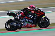 #41 Aleix Espargaro, Spanish: Aprilia Racing Team Gresini during the Motul Dutch TT MotoGP, TT Circuit, Assen, Netherlands on 29 June 2019.