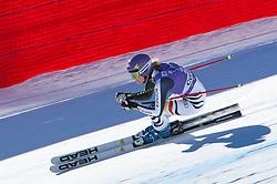 12-01-2012 SKIEN: FIS WORLD CUP: CORTINA<br /> Pista Olympia delle Tofane, Training Maria Hoefl-Riesch (GER)<br /> **NETHERLANDS ONLY** <br /> ©2012-FotoHoogendoorn.nl/EXPA/Johann Groder
