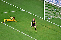 Jan Vertonghen of Belgium scores 0-1 - But