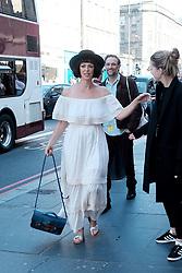 Edinburgh International Film Festival 2019<br /> <br /> Pictured: Pollyanna McIntosh<br /> <br /> Alex Todd | Edinburgh Elite media