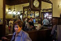 07/Octubre/2008 Madrid<br /> Casa Labra. Taberna tradicional en el centro de Madrid.<br /> <br /> © JOAN COSTA
