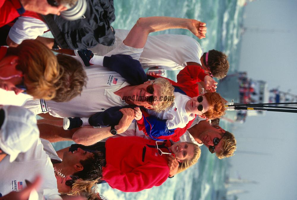 America's Cup 1992<br /> Winner AMERICA3<br /> San Diego