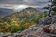 Arkansas Ozarks Fall & Winter
