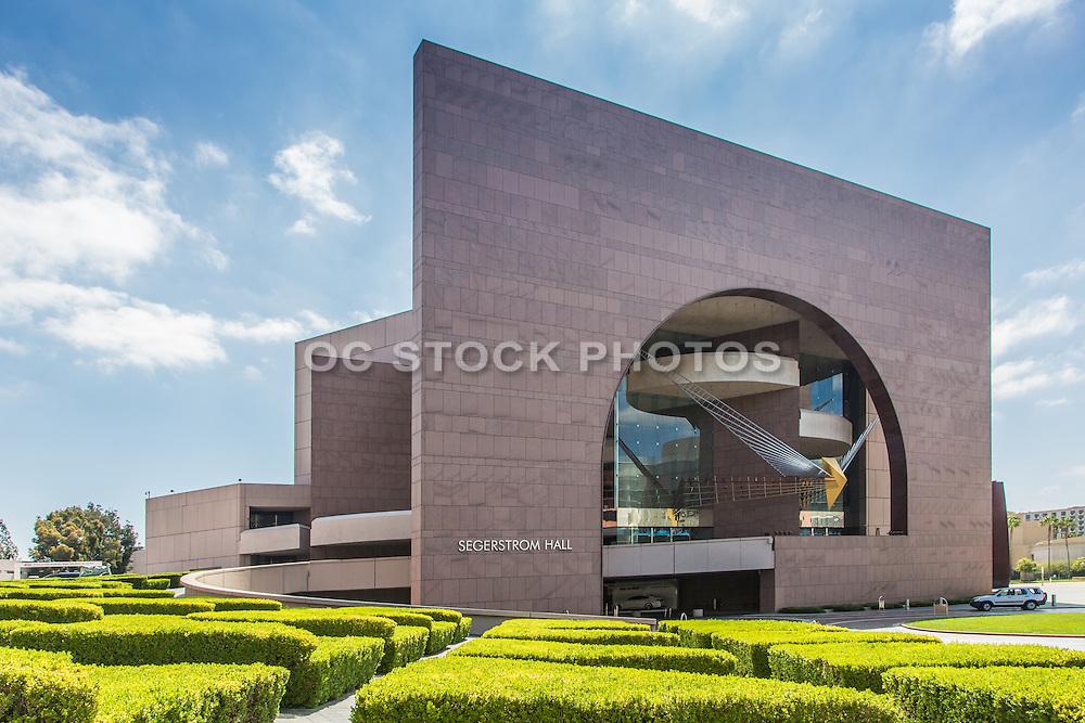 Segerstrom Hall in Costa Mesa