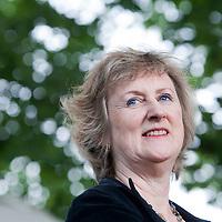 Robyn Cadwallader, the Australian author, at the Edinburgh International Book Festival 2015.<br /> Edinburgh, Scotland. 27th August 2015 <br /> <br /> Photograph by Gary Doak/Writer Pictures<br /> <br /> WORLD RIGHTS