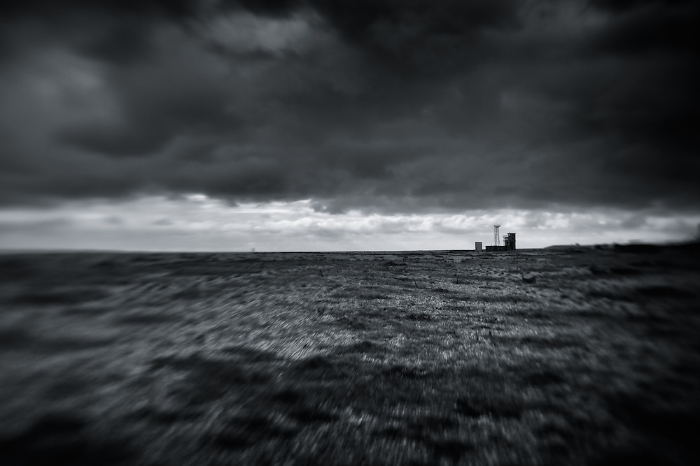 Watchtower, Dungeness, UK