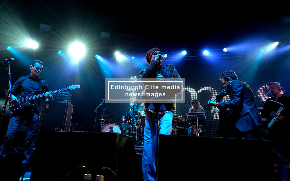 Party At The Palace, Saturday 11th August 2018<br /> <br /> Pictured: James headline on the first day<br /> <br /> Aimee Todd | Edinburgh Elite media