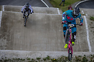 #218 (STINDL Kay) GER during round 4 of the 2017 UCI BMX  Supercross World Cup in Zolder, Belgium.