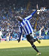 Sheffield Wednesday v Blackburn Rovers 060413