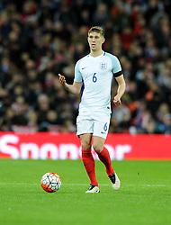 John Stones of England  - Mandatory by-line: Dougie Allward/JMP - 29/03/2016 - FOOTBALL - Wembley Stadium - London, United Kingdom - England v Netherlands - International Friendly