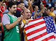 DESCRIZIONE : Istanbul Turchia Turkey Men World Championship 2010 Eight Finals Campionati Mondiali Ottavi di Finale USA Angola<br /> GIOCATORE : Supporters USA Tifosi USA<br /> SQUADRA : USA<br /> EVENTO : Istanbul Turchia Turkey Men World Championship 2010 Campionato Mondiale 2010<br /> GARA : USA Angola<br /> DATA : 06/09/2010<br /> CATEGORIA : tifosi supporters<br /> SPORT : Pallacanestro <br /> AUTORE : Agenzia Ciamillo-Castoria/M.Metlas<br /> Galleria : Turkey World Championship 2010<br /> Fotonotizia : Istanbul Turchia Turkey Men World Championship 2010 Eight Finals Campionati Mondiali Ottavi di Finale USA Angola<br /> Predefinita :