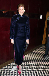 EIMEAR MONTGOMERIE at a fund raising dinner hosted by Marco Pierre White and Frankie Dettori's in aid of Conservative Party's General Election Campaign Fund held at Frankie's No.3 Yeoman's Row,¾London SW3 on 17th January 2005.<br />
