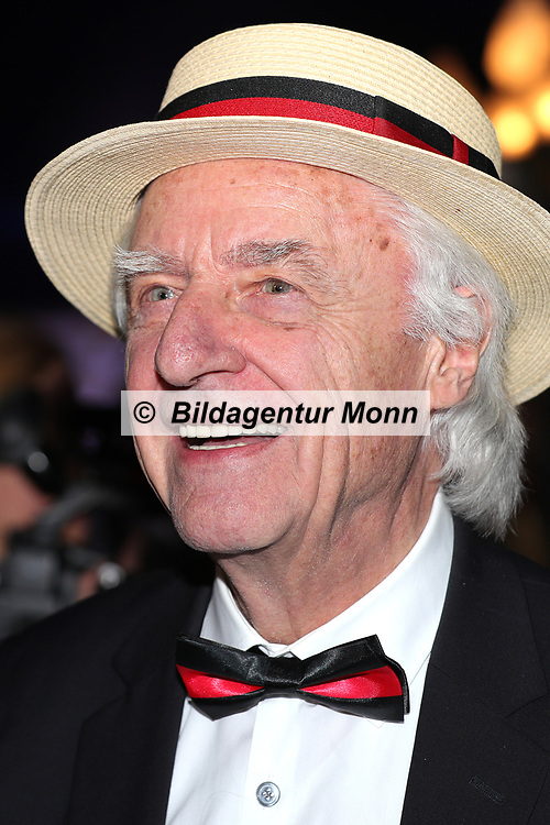 """Emil Steinberger anlässlich der Premiere von """"Knie - Das Zirkus Musical"""""""