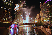 Great Chicago Fire Festival on Saturday, October 4, 2014.