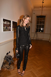 Kim Hersov at a party to celebrate the publication of The Fatal Tree by Jake Arnott held at The Foundling Museum, 40 Brunswick Square, London, England. 22 February 2017.