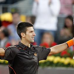 20110508: ESP, Tennis - ATP and WTA World Tour, Mutua Madrid Open