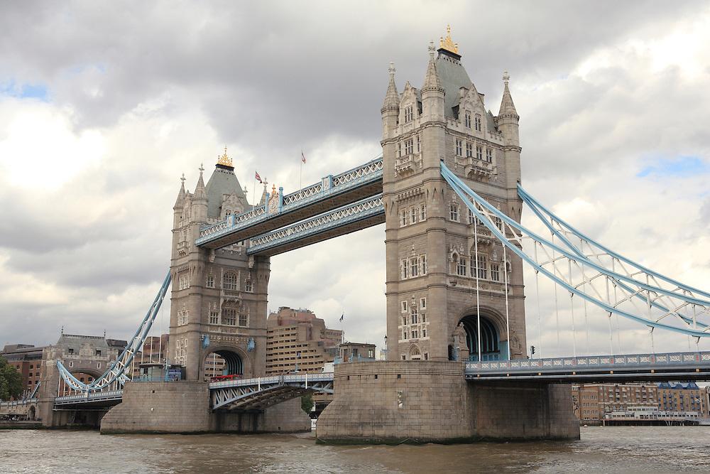 Tower Bridge Close - London, UK