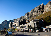Table Mountain Cableway. Images by Greg Beadle