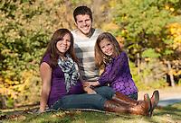 Johnson Family portrait session
