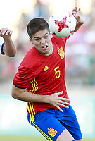 Spain's Mere during international sub 21 friendly match. September 1,2017.(ALTERPHOTOS/Acero)