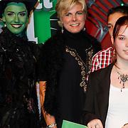 NLD/Scheveningen/20121030 - Uitreiking Talent voor Taal 2012 prijs, Renee van Wegberg en Pr. Laurentien