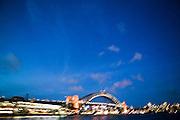 Sydney Harbour, Australia Day 2008.