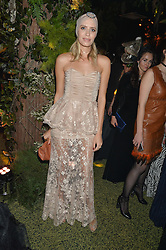 ELENA PERMINOVA at The Animal Ball presented by Elephant Family held at Victoria House, Bloomsbury Square, London on 22nd November 2016.