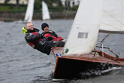 Marine Blast Regatta 2013 - Holy Loch SC<br /> <br /> 3364, Shadowfax, Angys Beyts, Merlin Rocket<br /> <br /> Credit: Marc Turner / PFM Pictures