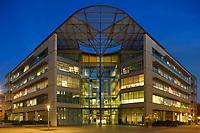 19/Noviembre/2014 Cornellà de Llobregat. Barcelona.<br /> Parque empresarial World Trade Center Almeda propiedad de Merlín Properties.<br /> Edificio 1.<br /> <br /> © JOAN COSTA