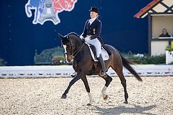 LAUS-SCHNEIDER Pia (ITA), Shadow 660<br /> Hagen - Horses and Dreams 2019<br /> Grand Prix de Dressage CDI4* Special Tour<br /> 27. April 2019<br /> © www.sportfotos-lafrentz.de/Stefan Lafrentz