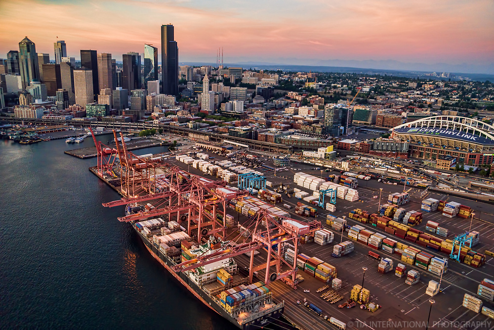 Port of Seattle Terminal