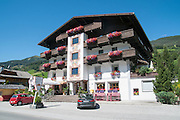 Elisabeth Hotel and Bar, Gerlos, Zillertal, Tirol, Austria