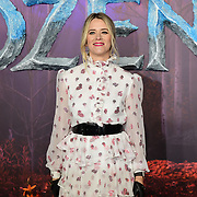 Edith Bowman attend European Premiere of Frozen 2 on 17 November 2019, BFI Southbank, London, UK.