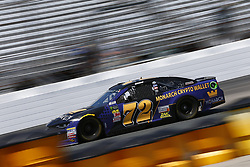 July 20, 2018 - Loudon, New Hampshire, United States of America - Corey LaJoie (72) takes to the track to practice for the Foxwoods Resort Casino 301 at New Hampshire Motor Speedway in Loudon, New Hampshire. (Credit Image: © Justin R. Noe Asp Inc/ASP via ZUMA Wire)