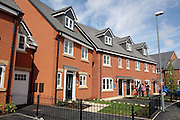 Miller Homes Northcote Phase 1 development is officially open. The development on George Rd Erdington opened it's doors the viewiers over the weekend. .Picture by Shaun Fellows/Shine Pix..